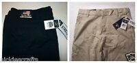 Us Polo Assn School Uniform Pants Beige Blue 14 1/2 16.5 18 1/2 20 1/2 Stretch