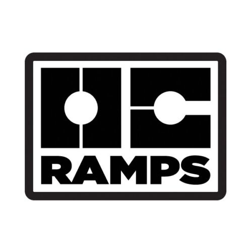 SKATE RAMP Skateboard Ramp TWO 4 Foot Wide QUARTERPIPE HALFPIPE