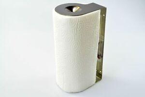 Details zu TOP Küchenrollenhalter 26,5x14,5x10cm Rollenhalter Halter  Küchenrolle Edelstahl