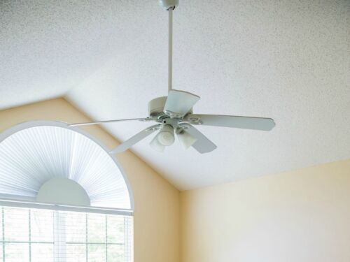 How to clean ceiling fans aloadofball