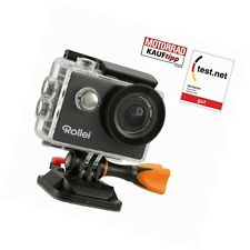 New Rollei Actioncam 425 with 4K Video Resolution 170° Super Wide Angle Lens