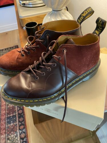 Dr. Marten x Engineered Garments Red boot size 9 m