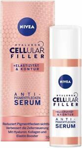 Nivea Hyaluron Cellular filler + elasticity anti-pigment serum 30ml