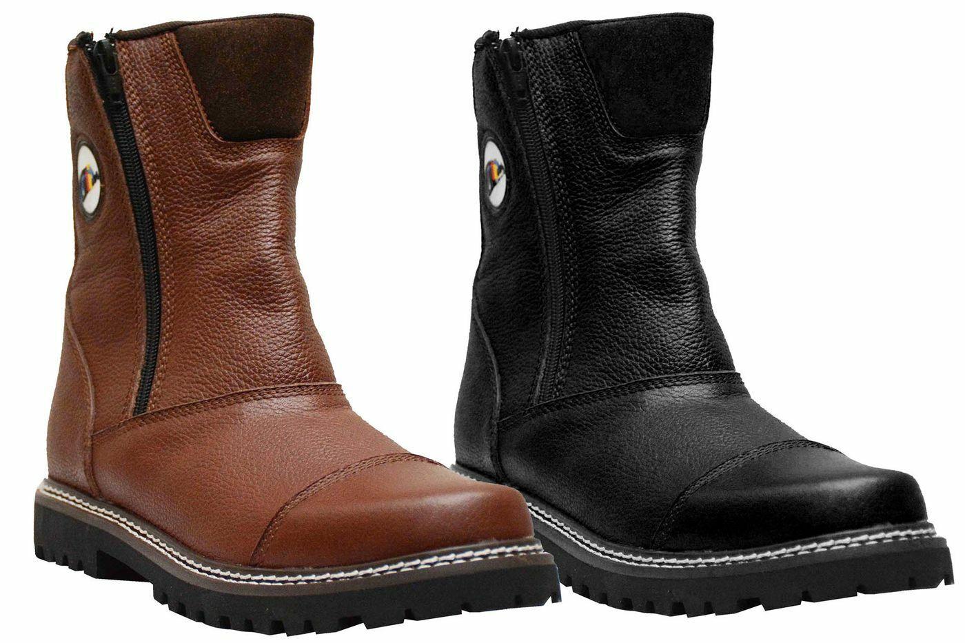 German Wear, botines zapatos de piel botas de cuero genuino zapatos