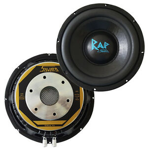 SAVARD-Speakers-RAP10-034-S4-Subwoofer-Single4ohm