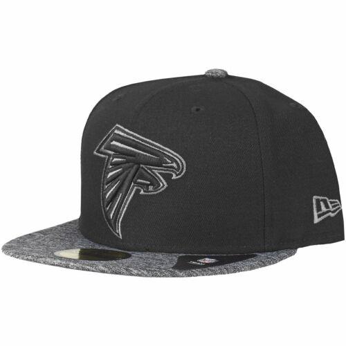 GREY II Atlanta Falcons New Era 59Fifty Fitted Cap