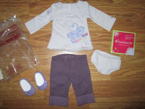 "Authentic 18"" AMERICAN GIRL DOLL REAL ME OUTFIT CLOTHES NIP Jess Molly Marisol"