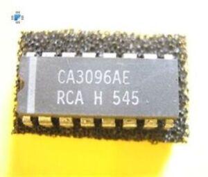 INTERSIL-CA3096AE-DIP-16-NPN-PNP-Transistor-Arrays