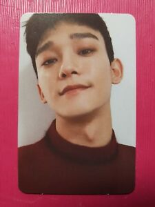 EXO M Authentic CHEN Official Photo Card 2nd Mini Album Overdose Photocard 종대