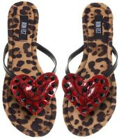New Iron Fist  women's LOVECAT  flat thong Sandals Shoes Size 37 US 6