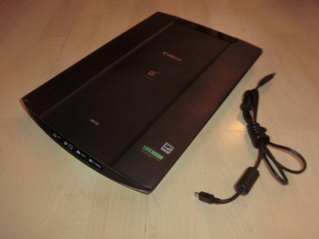 Canon  CanoScan LiDE 110 Flachbettscanner, 2 Jahre Garantie