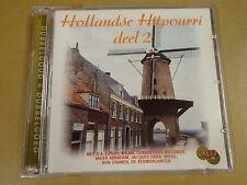 2-CD / HOLLANDSE HITPOURRI - DEEL 2