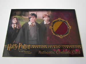 Harry-Potter-and-the-Sorcerer-039-s-Stone-Gryffindor-Students-Tie-Costume-Card-Prop