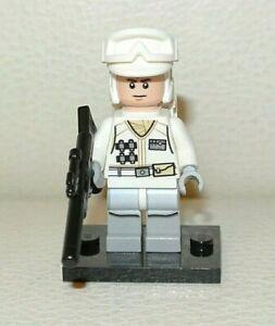 Star Wars 75098 75138 Hoth Rebel Trooper - sw708 LEGO minifigure