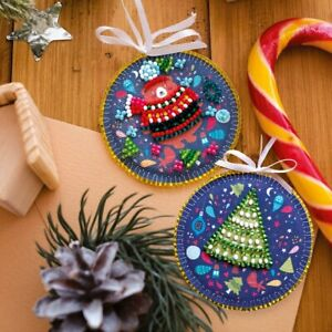 Beads Embroidery Kits Christmas Tree Decoration Kit by ...