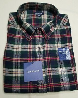 Men/'s Big/&Tall Croft/&Barrow Dress Shirt