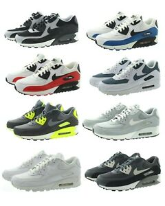 b173d711b4d73 Details about Nike 537384 Men's Air Max 90 Essential Low Top Running  Athletic Shoes Sneakers