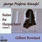 Handel: Suites for Harpsichord, Vol. 2 (CD, Apr-2013, 2 Discs, Divine Art)