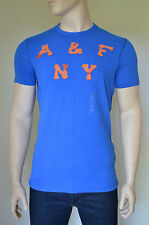 NUOVO Abercrombie & Fitch REDFIELD Mountain A&F NY TEE T-SHIRT XL