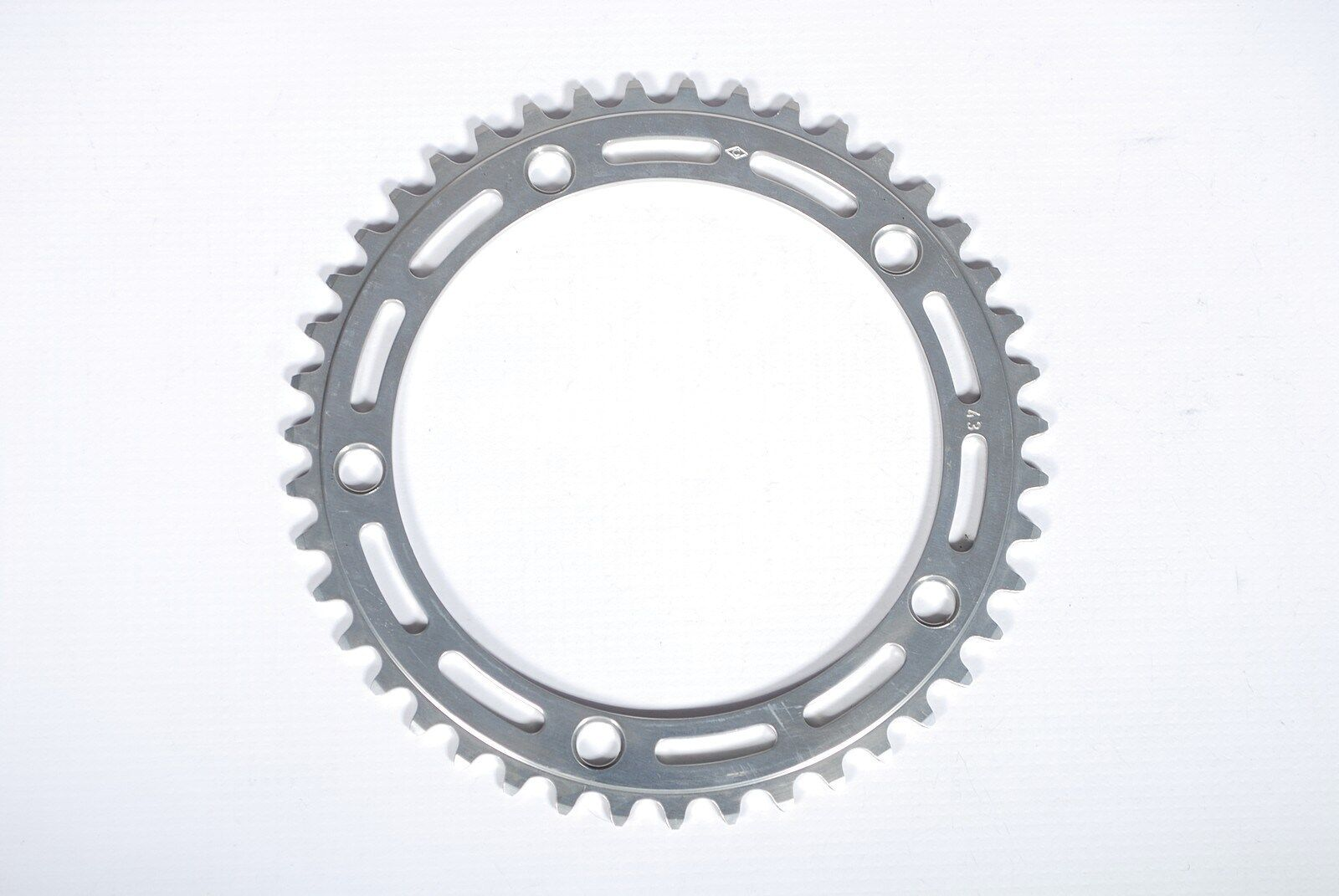 Campagnolo Bicycle Chainring 43T 144 BCD For Campagnolo Crankset NOS