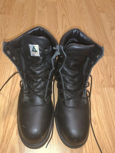 used red wing boots size 10