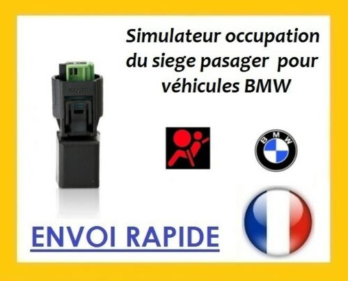 Seat Occupancy Mat Bypass For BMW E46E36E38E39E65Z3X5-E53 Emulator Sensor Airbag