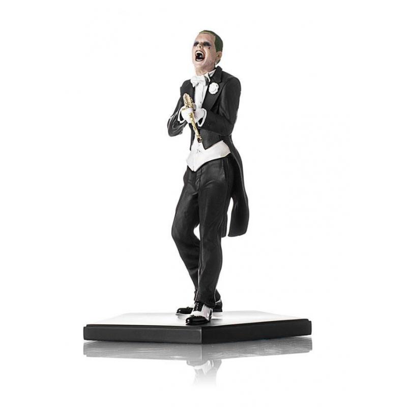 Le Joker Suicide Squad 1 10 Scale Figure Iron Studios 353571