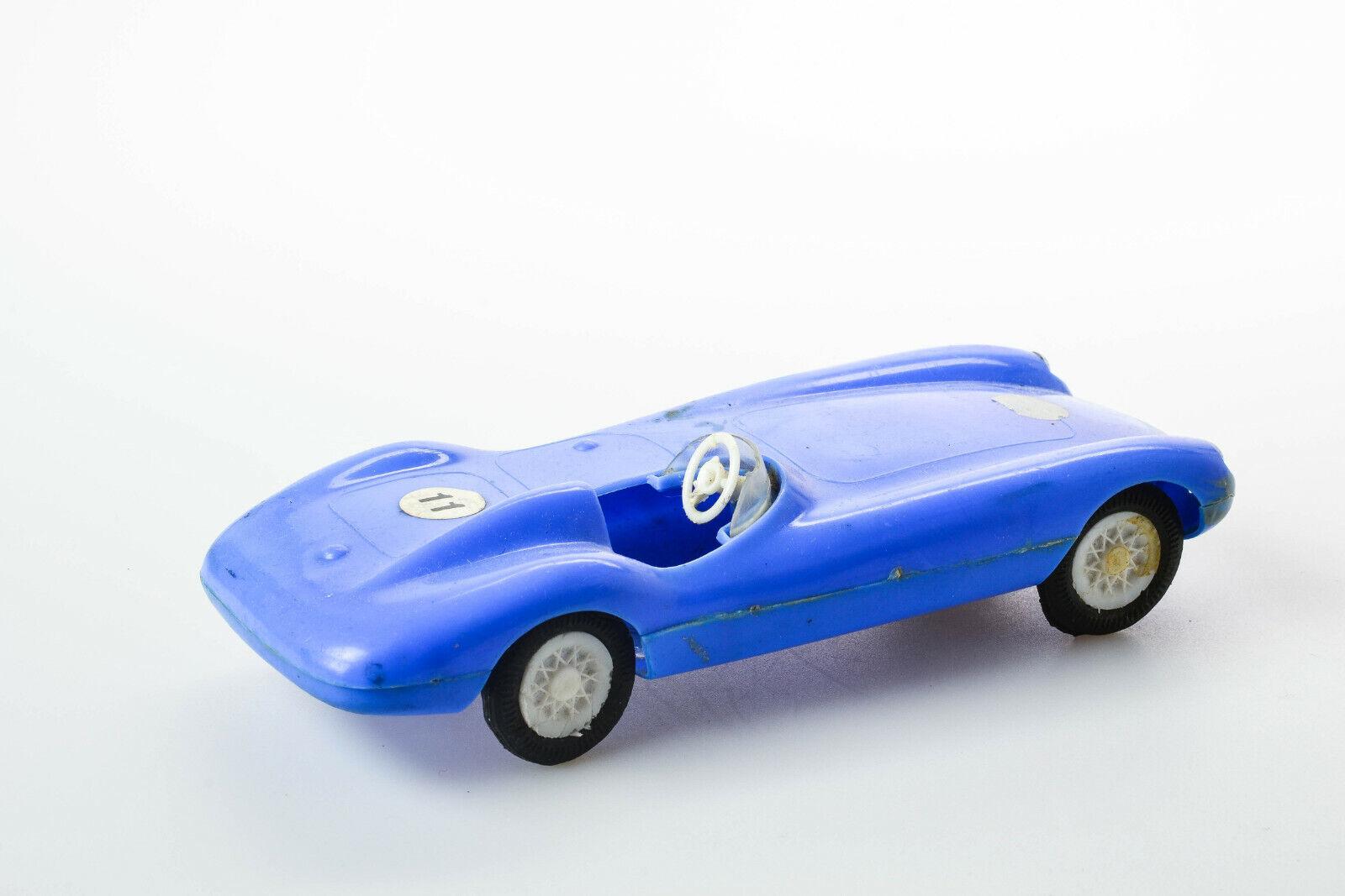 _AntiquePlastic leksakNice Race bile Fast Cabriolet Singapore gjorde 902 gammalt