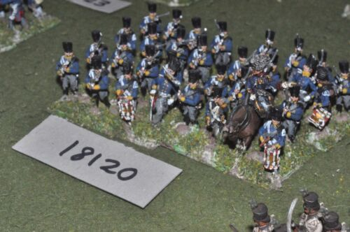 25 mm Napoléon / Prussien - Infanterie 32 Figs Inf (18120)