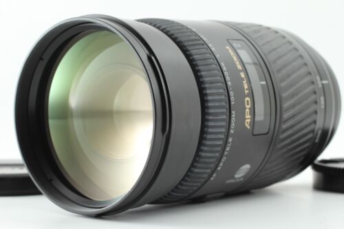 """1 of 1 - #1578 """"Exc+++++"""" MINOLTA AF APO TELE 100-400mm F4.5-6.7 For Sony from JAPAN"""