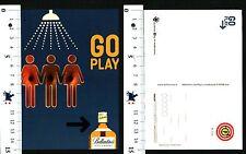 PUBBLICITARIA - BALLANTINES - SCOTCH WHISKY - GO PLAY - 56562