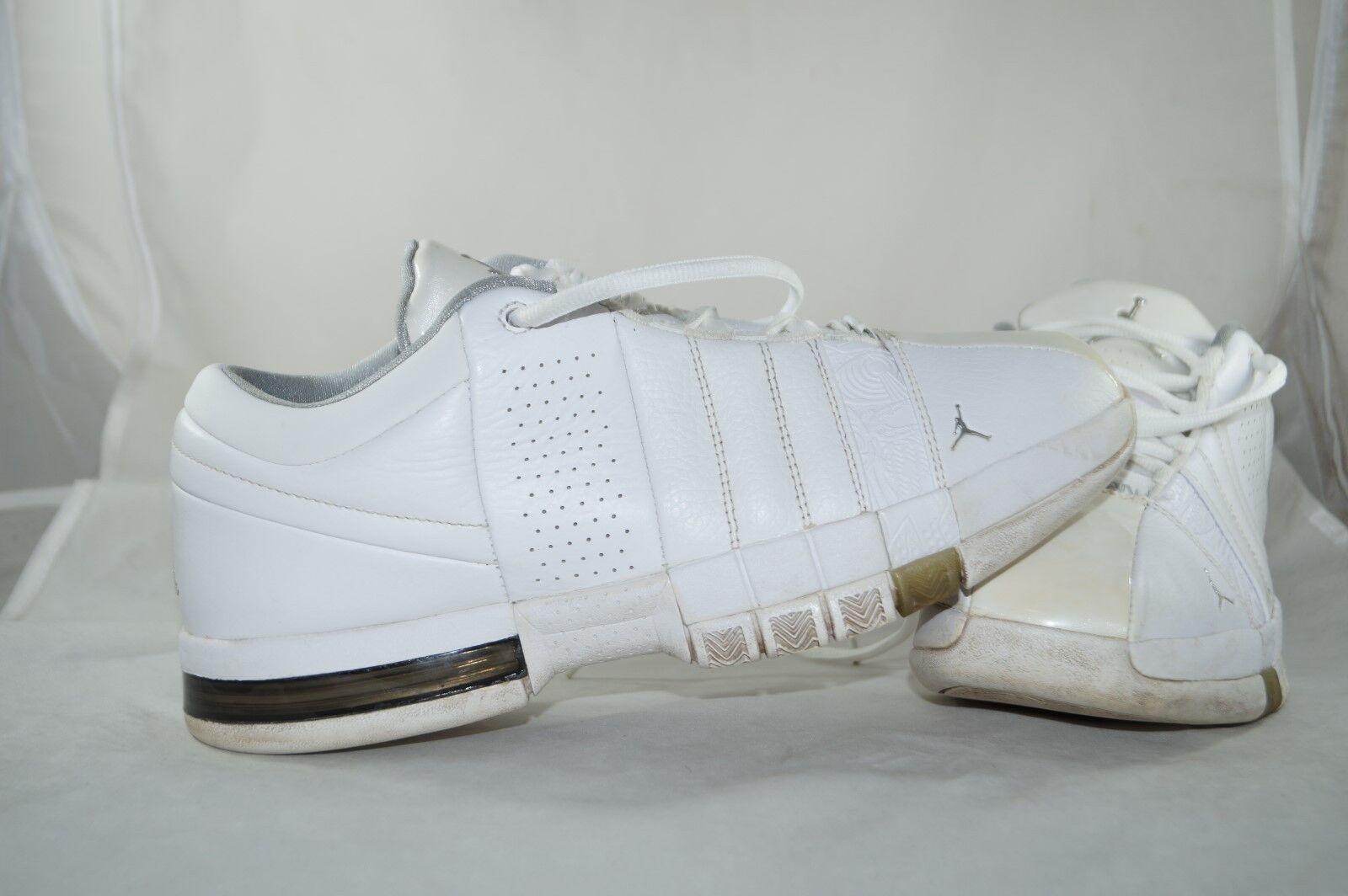 Air Jordan Team Elite Low GR: 42,5 BIANCO Scarpe da pallacanestro | Prese tedesche  | Uomini/Donna Scarpa