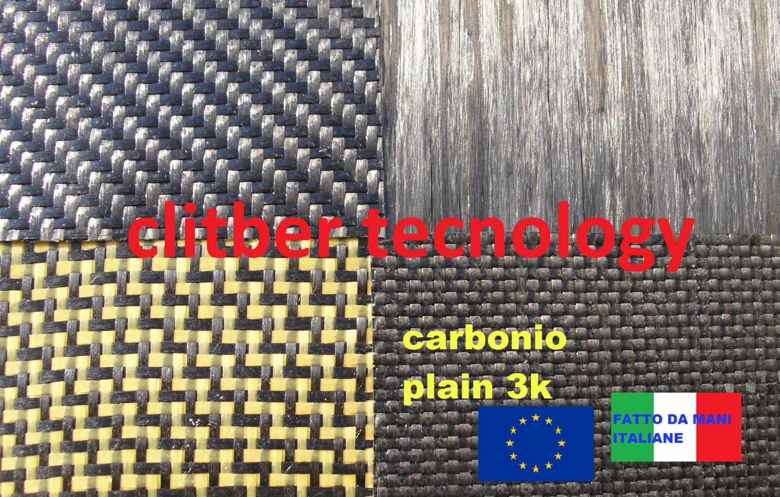 Lastra in carbonio plain3k 900x1000mm x prototipi e clonazione piastre ricambio