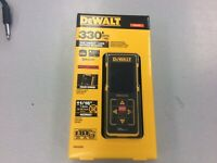 DeWalt Laser distance measure BRAND NEW ! Oakville / Halton Region Toronto (GTA) Preview