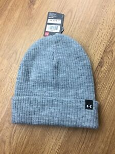 e207b7975cb91 Image is loading NWT-Women-039-s-Under-Armour-Beanie-Hat-