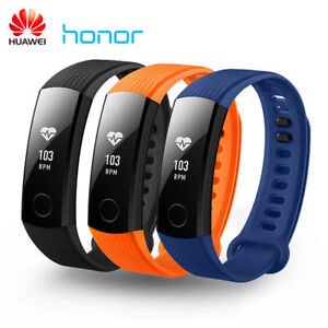 Original Huawei Honor Band 3 Smart Wristband Bluetooth Watch Heart Rate Monitor