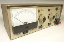 Heathkit Regulated Power Supply Ip 28 Tested Working 1 30 Volt 1 Amp