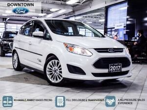 2017 Ford C-Max SE|NAV|PWR LIFTGATE|SONY AUDIO|HTD SEATS|REV CAM