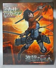Union Creative Mikasa Ackerman Hdge Technical Attack on Titan Anime PVC Figure