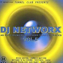 DJ-Networx-Vol-5-von-Various-CD-Zustand-gut