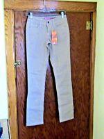 Glo Jeans Goldy Lowrise Skinny Tan Jeans. Size 3. 98% Cotton, 2% Spandex.