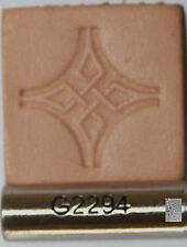 Tandy Leather G605 Craftool� Geometric Stamp 6605-00