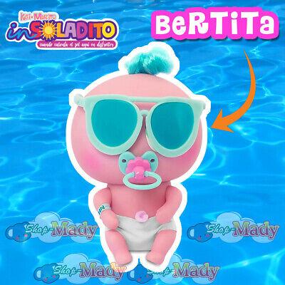 Mexico Import Insoladito Bertita Original