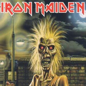 IRON-MAIDEN-039-IRON-MAIDEN-CD-SPECIAL-ENHANCED-VIDEOS-NEU