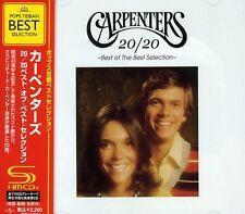 Carpenters, The Carpenters - Best Selection [New CD] Shm CD, Japan - Import