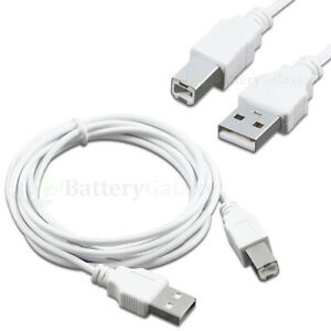 USB Printer Scanner Cable Cord For HP LaserJet CP1514n CP1515n CP1518ni CP2025