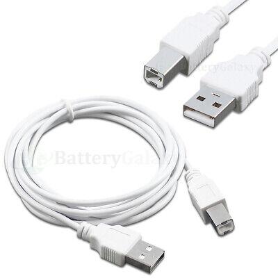 USB Printer Scanner Cable Cord For Canon PIXMA MP110 MP130 MP140 MP150 MP160