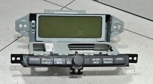 Toyota-Avensis-T25-Kombi-03-08-Bildschirm-Display-Schalter-39412-H125