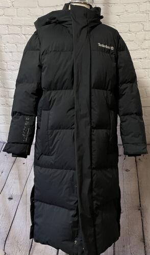 Timberland Long Down Womens Winter Coat Size Small