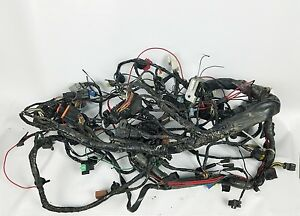 2006 kawasaki zx14 zx1400 wiring harness loom wires 2007 2008 ebay rh ebay co uk